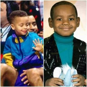 LeBron & Curry 2