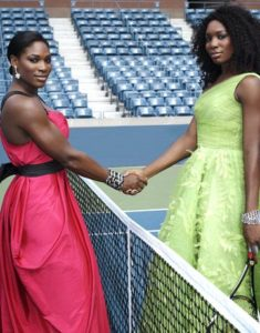 Venus and Serena Williams 2