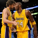 Kobe and Gasol