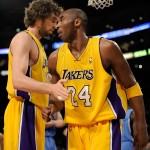 Kobe and Gasol